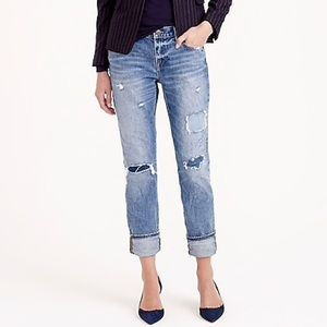 J.Crew • Broken In Boyfriend Jeans
